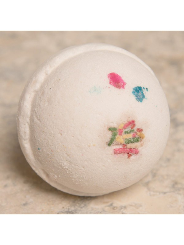 Celebrate All Year Longbirthday Cake Bath Bomb Is A Pleasure Without The Guilt